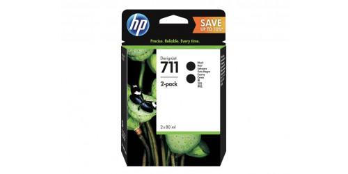 P2V31A HP DNJ T120 INK (2) BLACK HC