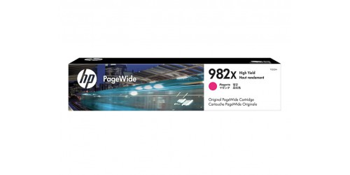 T0B28A HP PW COLOR 765 INK MAGENTA HC
