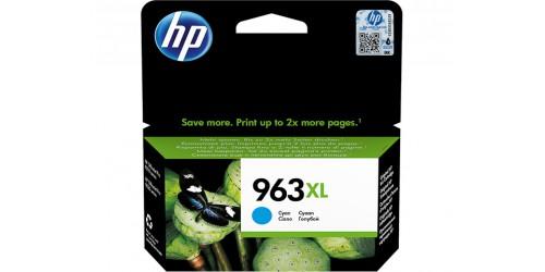 3JA27AE#BGX HP OJ PRO 9010 INK CYAN HC