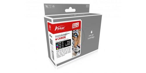 AS46205 ASTAR CAN. MP800 INK (4) CMYK