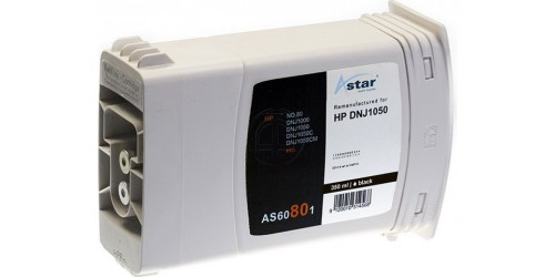 AS60801 ASTAR HP DNJ1050 INK BLK