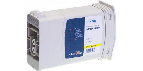 AS60903 ASTAR HP DNJ4000 INK YEL