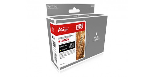 AS46240 ASTAR CAN. MP240 INK (2) K COL