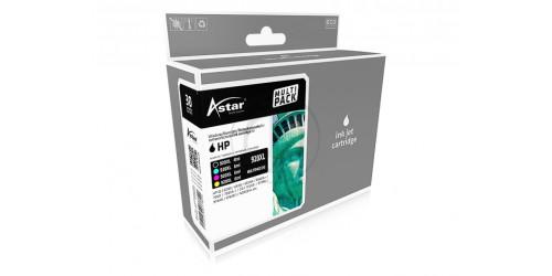 AS46920 ASTAR HP OJ6500 INK (4) CMYK