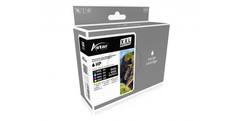AS46623 ASTAR HP OJPRO6230 INK (4) CMYK