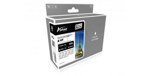 AS46301 ASTAR HP DJ1050 INK (2) K COL