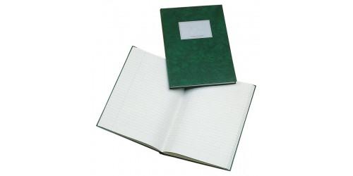 Verslagboek Folio commerc. 192 blz
